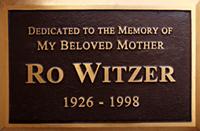Roe Witzer